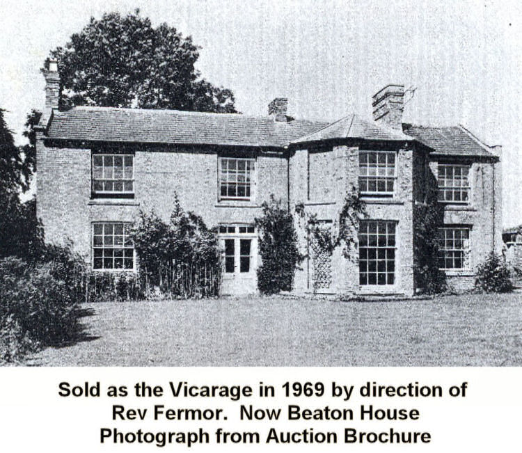 GW27 - Beaton House Formerly Vicarage 1969 - 750px